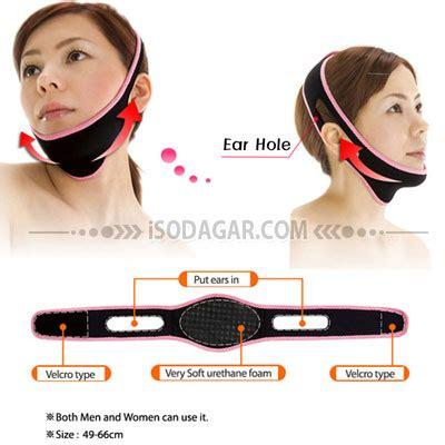 Alat Hifu Mini Alat Penirus Wajah Alat V Shape Alat Skincare alat penirus pipi lift up belt isodagar