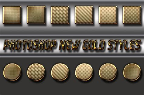 photoshop yeni pattern olusturma photoshop new gold styles photoshop yeni altın stilleri