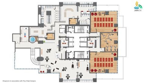 gymnasium floor plan gymnasium design plans gym mockup building plans online