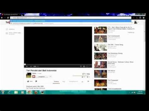cara mendownload video di youtube dengan mudah youtube cara mendownload video dari youtube dengan mudah youtube