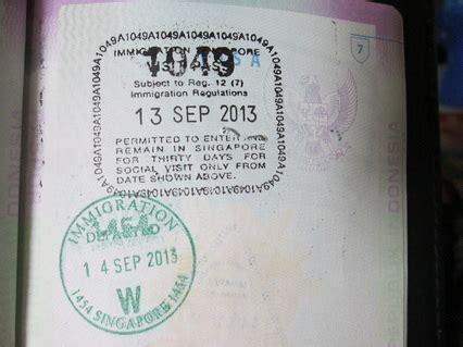buat paspor online yogyakarta melewati imigrasi singapura