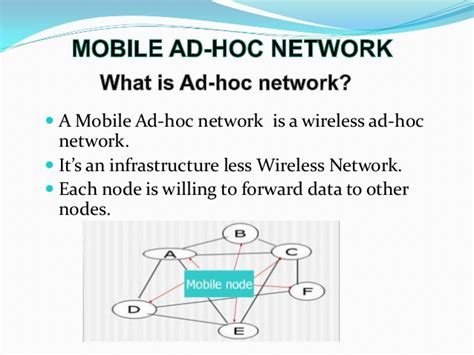 manet mobile ad hoc network mobile ad hoc network autosaved