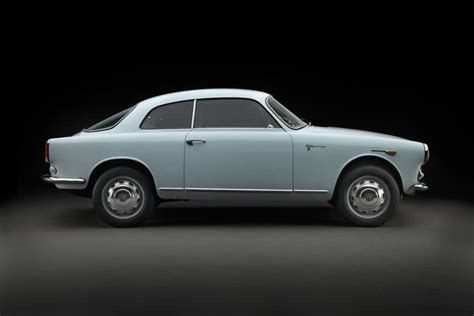Alfa Romeo Giulietta Sprint by The Revs Institute 1958 Alfa Romeo Giulietta Sprint Veloce