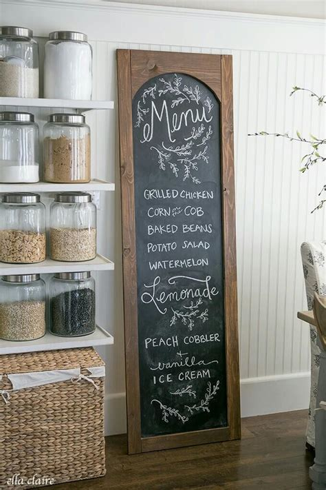 kitchen projects ideas 35 best diy farmhouse kitchen decor projects and ideas