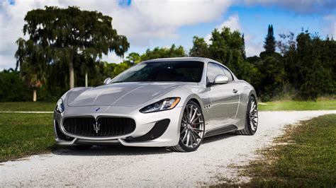Maserati Granturismo Update Fixed Modified Ready To