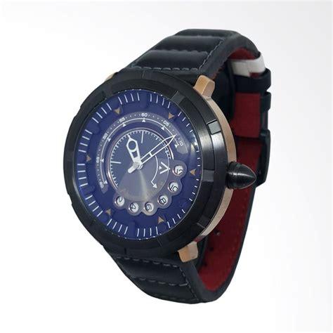 Jam Tangan Hitam Tali Kulit jual alexandre christie automatic tali kulit jam tangan pria 1431182 gold hitam
