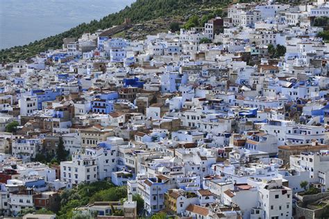 blue city in morocco inside morocco s blue city chefchaouen