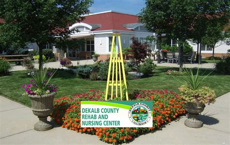 County Detox Center by Fair At Dekalb County Rehab Nursing Center Thursday