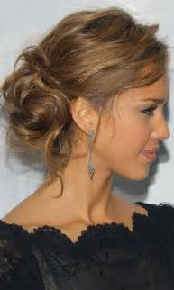 updos for with hair glamorous messy updo hairstyles pretty designs