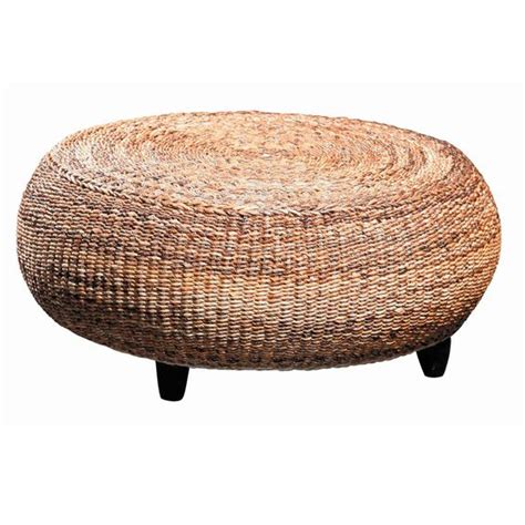 Ottomans Plywood And The One On Pinterest Seagrass Ottomans