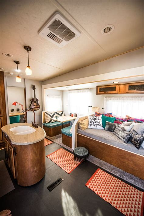 rv remodeling ideas photos 25 best ideas about rv remodeling on cer