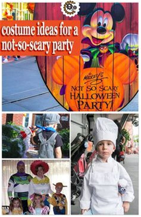 great tips  mickeys   scary halloween party