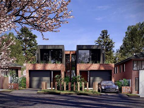 ideas about duplex house on plans contemporary