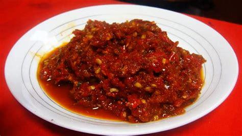 youtube cara membuat sambal matah cara membuat sambal tomat resep youtube