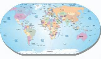 The World Map by Expedition Earth Maps Of The World