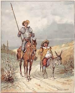 don quixote don quixote the wilderness road