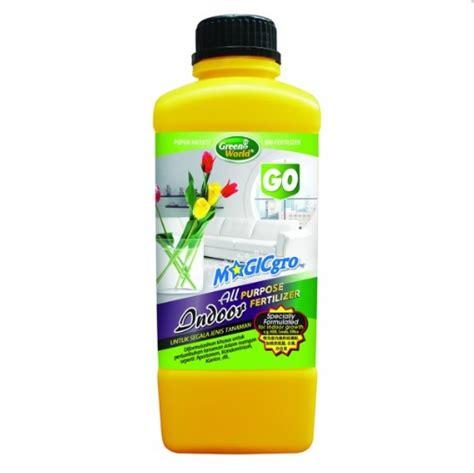 Harga Pupuk Cair Gro jual pupuk hayati cair magicgro g0 indoor 100 organic