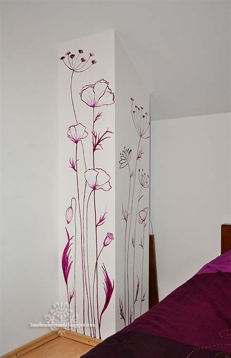 wall paintings wall painting pictura pe perete handmade by meda