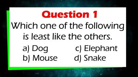 genius iq test 12 questions