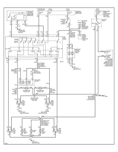 chevy colorado light wiring diagram chevy free