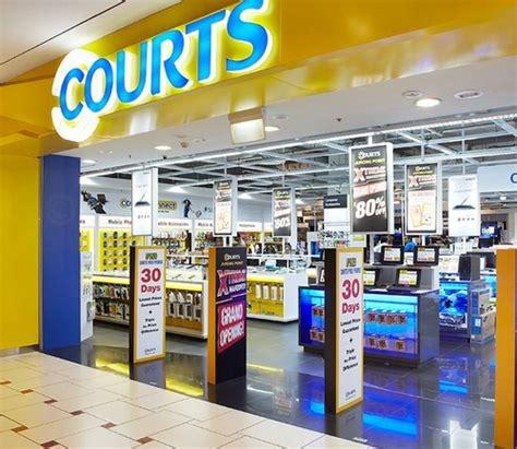courts electronics  furniture stores  singapore shopsinsg