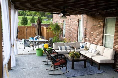 outdoor drapery patio essentials you can learn how to build yourself