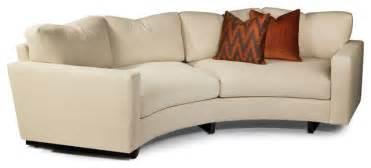 Garden Loveseats Sale Clip Curved Sofa From Thayer Coggin Contemporary Sofas