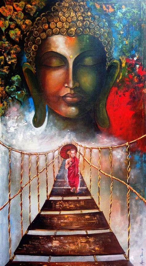 The Of Buddha best 25 buddha painting ideas on buddha