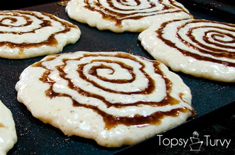 let s get flipping 40 pancake recipes to celebrate pancake day around the world books cinnamon roll pancake recipe i m topsy turvy