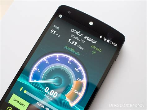 mobile speed test android t mobile confirms speedtest data no longer counts against data allowances android central