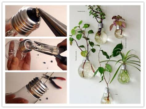 light up planters diy diy easy light planter usefuldiy com