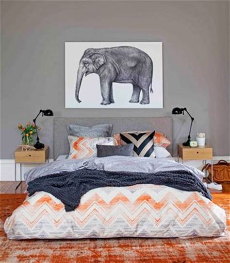 elephant bedroom c best 25 orange bedroom decor ideas on pinterest boho