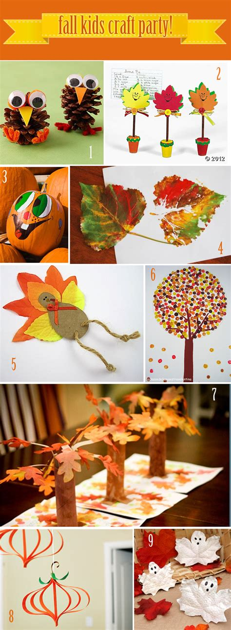 cool fall crafts for 9 fall craft ideas for pictures photos and images