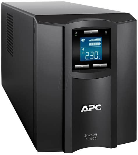 Baterai Ups Apc 1000 apc smc1000i apc smartups c 1000 i lcd usv 600 w 1000va