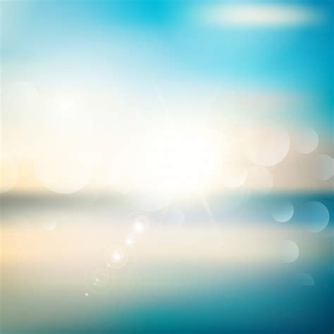 summer themes abstract background with a summer theme vector free