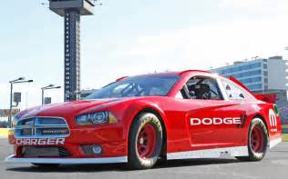 Dodge In Nascar 2013 Dodge Charger Nascar Sprint Cup Car Front Three