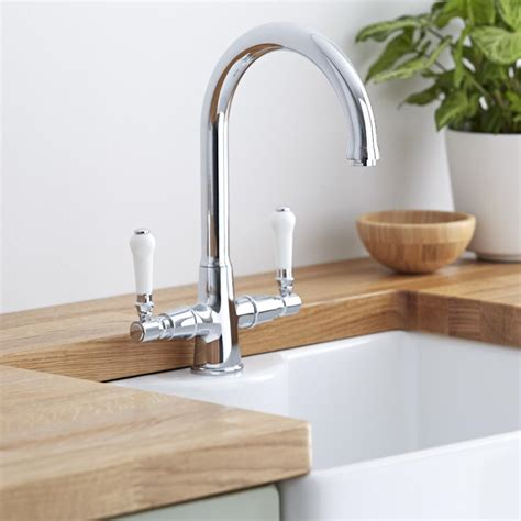 Traditional Taps Kitchen by The Kitchen Tap Buyer S Guide Bigbathroomshop