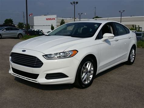 Ford Fusion 2014 by 2014 Ford Fusion Se Scarborough Ontario Used Car For
