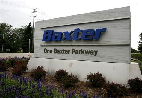 Baxter International Mba Track by Baxter Refutes Reports Of Impending Move To Boston Area