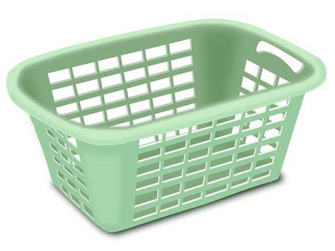 Clipart Plastic Laundry Basket Laundry Plastic