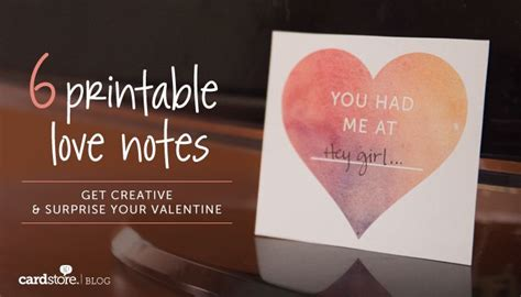 printable love card for her notes printable images gallery category page 3