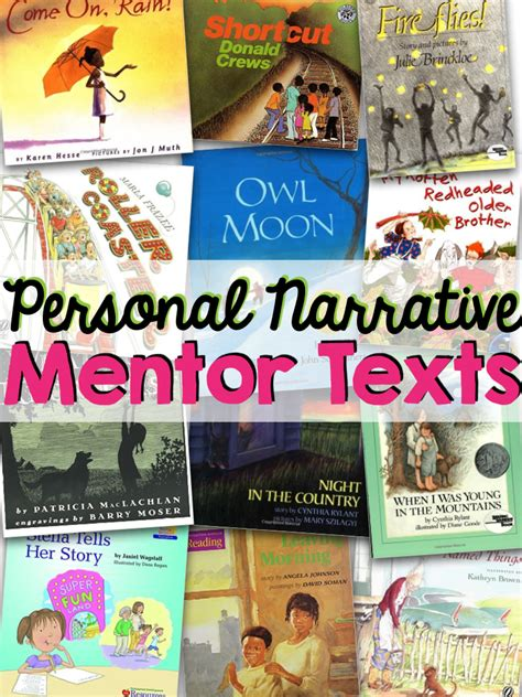 using picture books to teach narrative writing 12 books to teach personal narrative true i m a