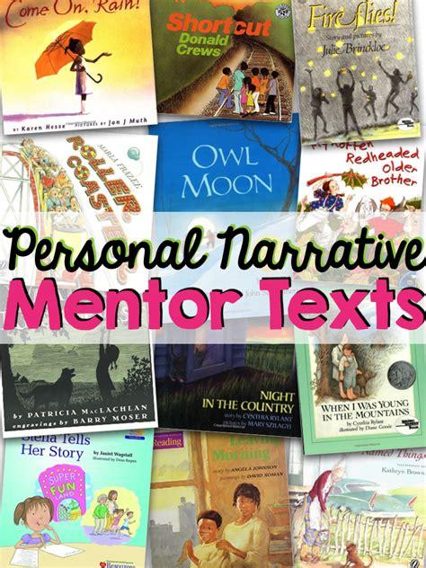 12 Books To Teach Personal Narrative True I M A