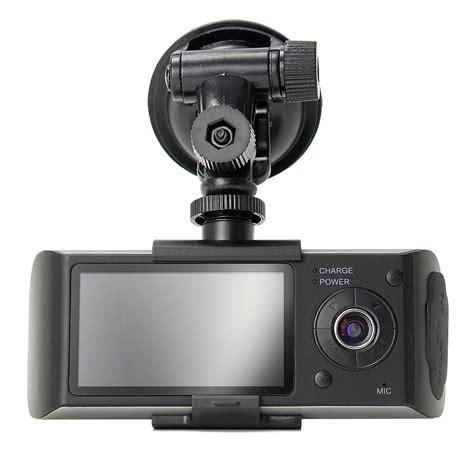 dual dvr dash gps dual lens hd car dvr dash recorder g