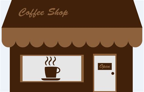 Ice Cream Shop Floor Plan Start A Coffee Shop Business With This Simple Coffee House