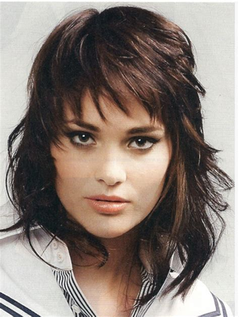 shag hair do shag hairstyles for women