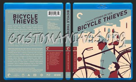 Bicycle Thieves Criterion Collection Bluray 374 bicycle thieves cover dvd covers labels by customaniacs id 242759 free