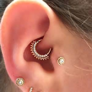 best 25 daith piercing ideas on