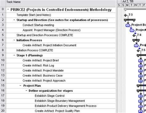 sle project management plan template project plan in