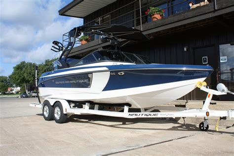 nautique boat a vendre 2017 nautique super air nautique 210 moteur bateau 224